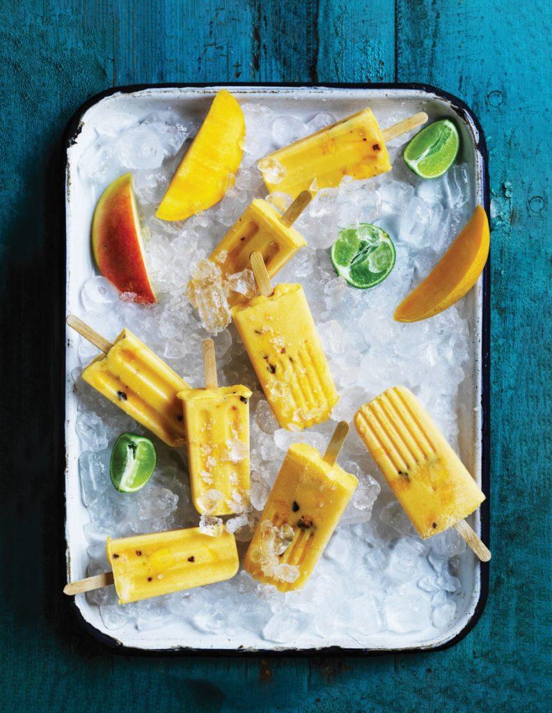 food around the world with these mango paletas