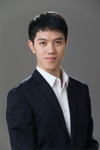 Shen Yun Principal Dancer Australian-born Monty Mou portrait photo.