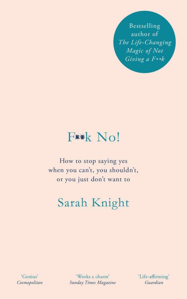 self-help f--k no cover