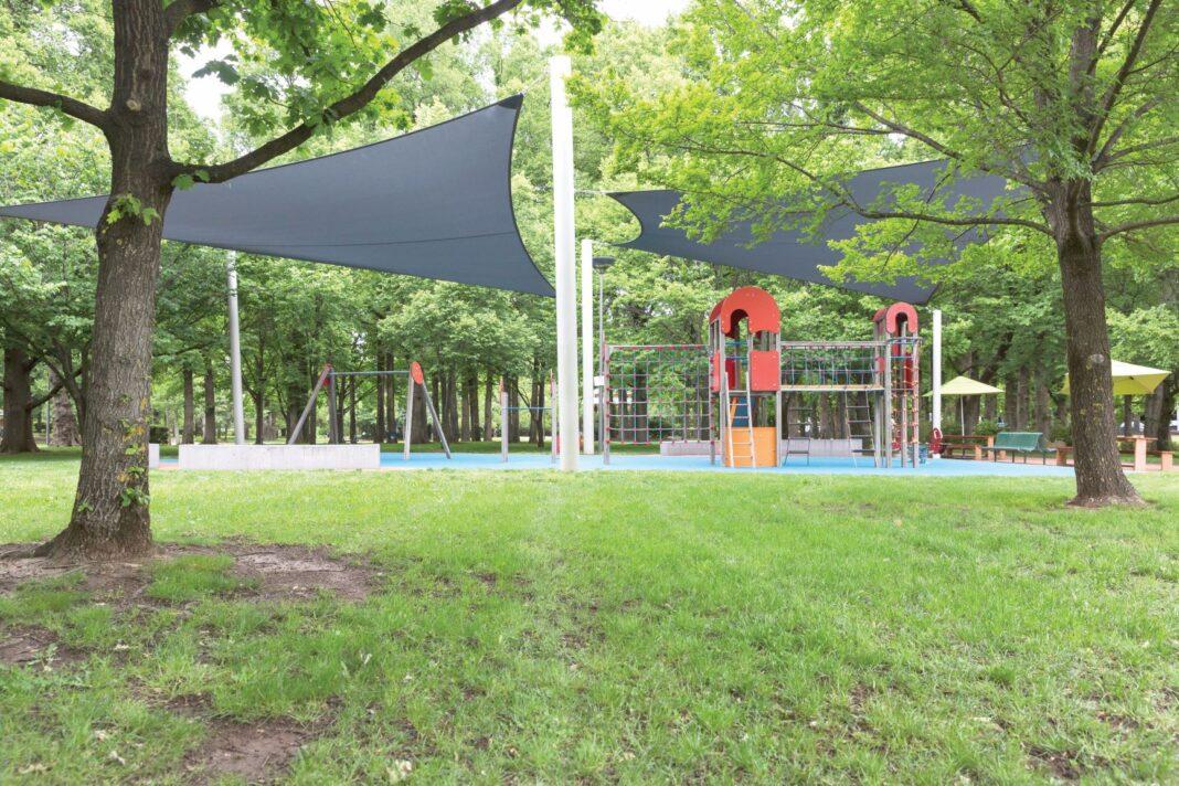Glebe Park playground