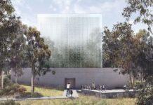 Australian National Botanic Gardens new conservatory