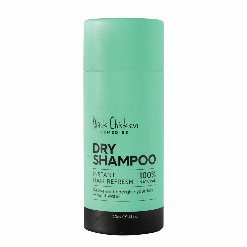 Natural dry shampoo