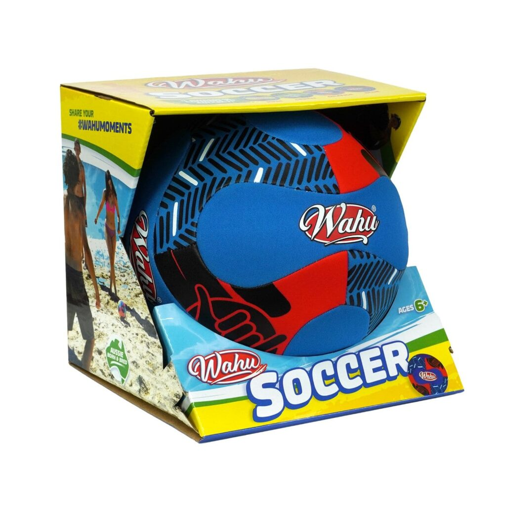 box for wahu soccer ball
