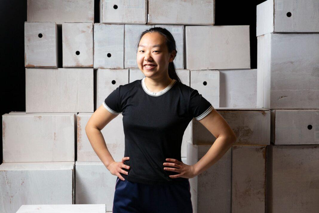 Mess Belco Arts Director Natsuko Yonezawa