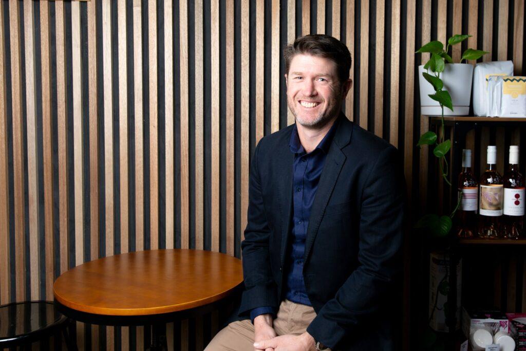 Brendan Egan from Parbery Consulting