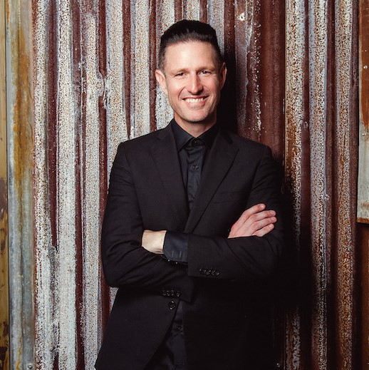 Wil Anderson UC event publicity photo