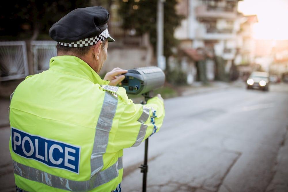 ACT speeding fines police