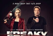 freaky movie poster with vince vaughn