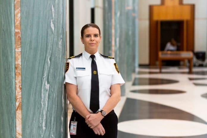 Australian Parliament House security