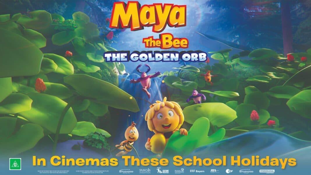 maya the bee 3 poster