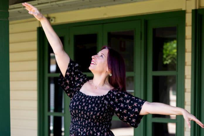 Dr Cathy Adamek Ausdance ACT