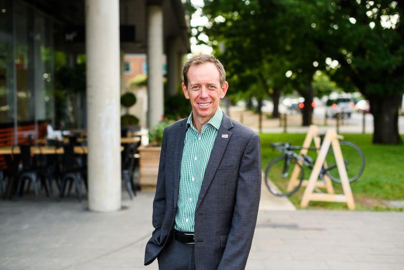 Shane Rattenbury, ACT Greens MLA