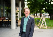 Shane Rattenbury, Minister for Energy, Water, and Emissions Reduction