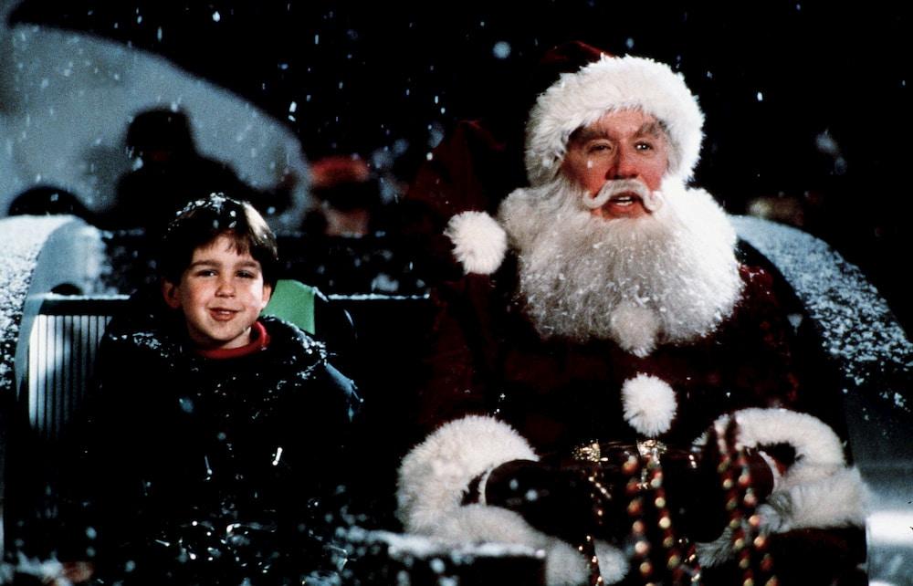 Christmas movies 2020 santa clause