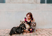 Ina Jalil, is launching registration for her fundraising book project, Tails of Canberra