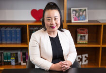 Elizabeth Lee, Canberra Liberals leader. Picture: Kerrie Brewer