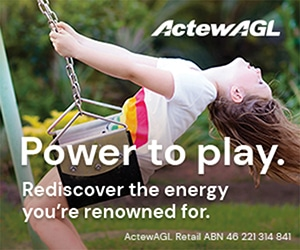 ActewAGL Retail - Supporting Brand Campaign