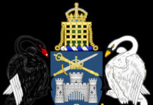 The ACT coat of arms