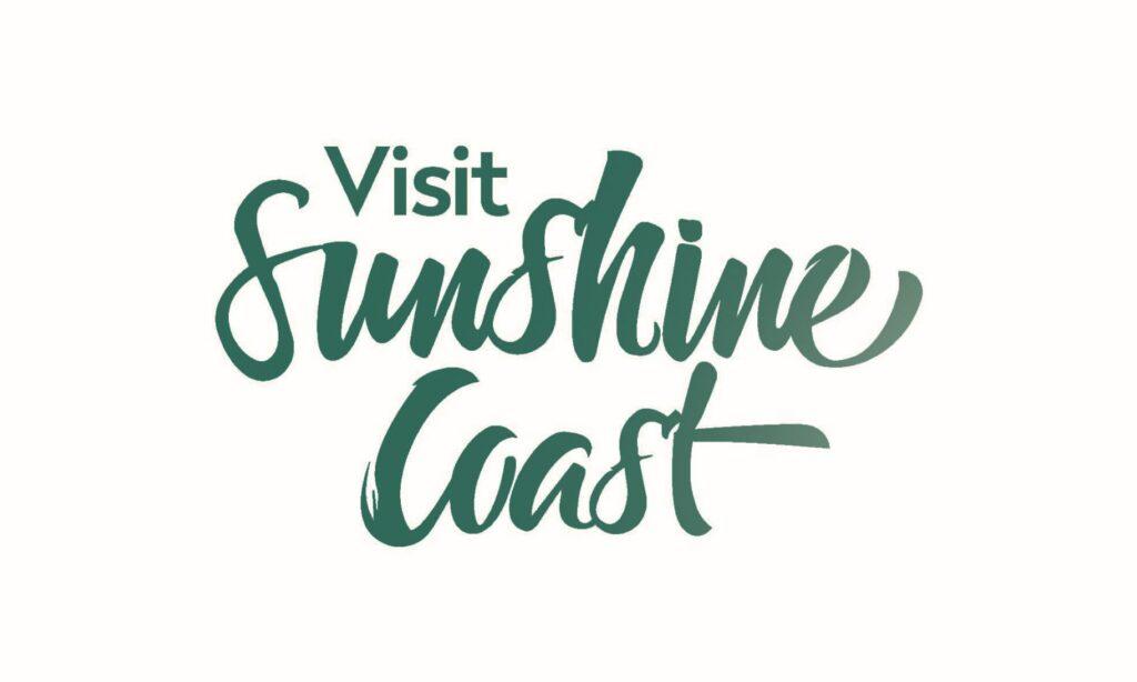 Visit Sunshine Coast logo