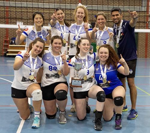 Royals Volleyball Club Reserve Grade Women