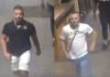 two men in cctv footage