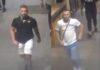 two men in cctv footage