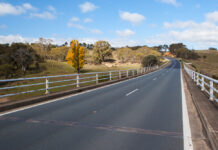 Monaro highway accident