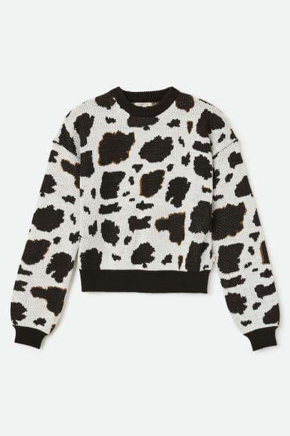One way sweater