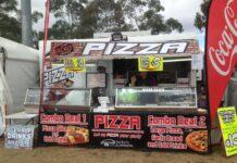 Jacko's Pizza stall