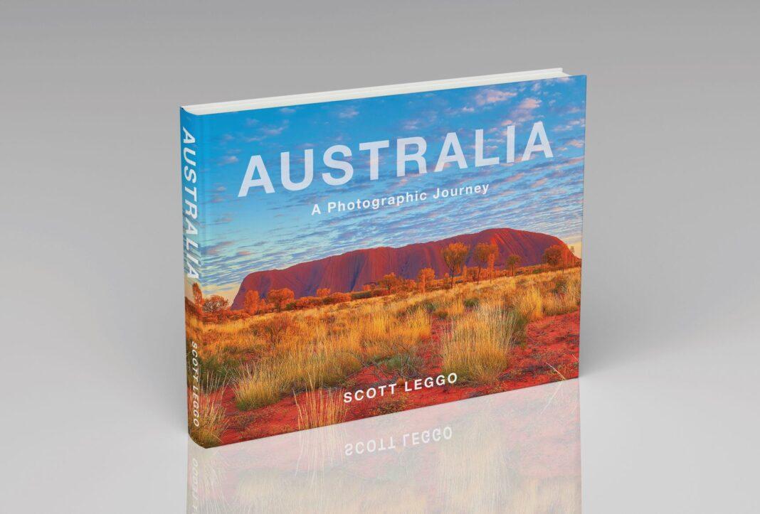 Scott Leggo Australia coffee table book