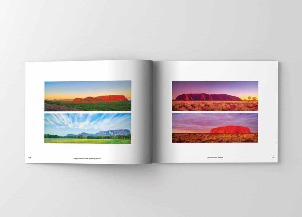 coffee table book Australia