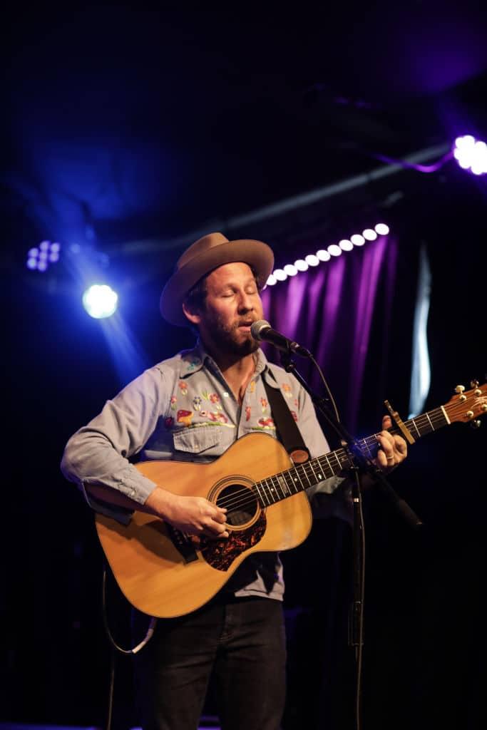 Ben Lee performing live