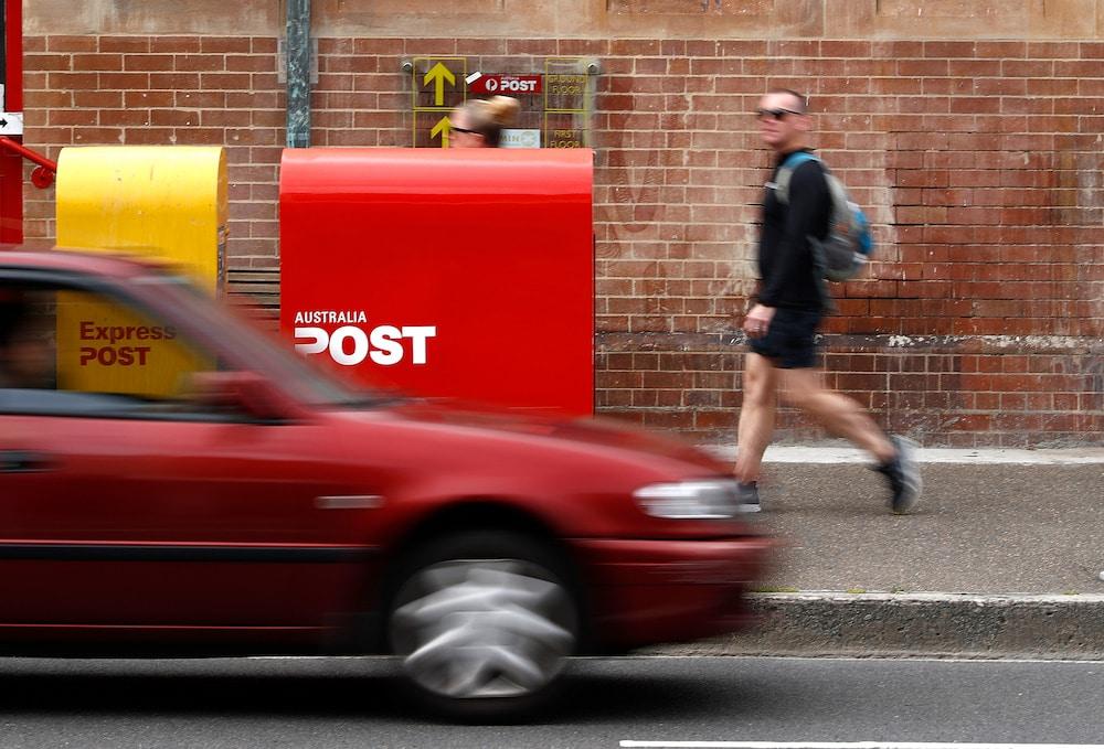 Christine Holgate Australia Post