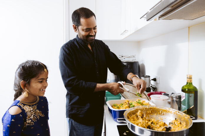 Indian, India, family,