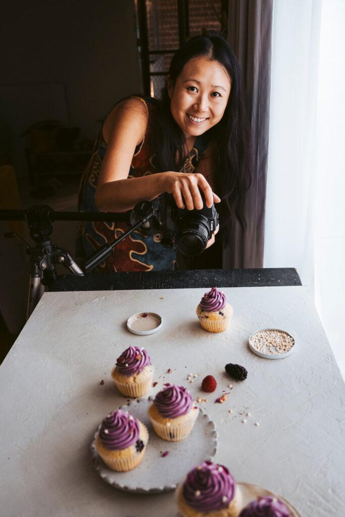 Rainbow Nourishments, vegan blogger, vegan, Anthea Cheng