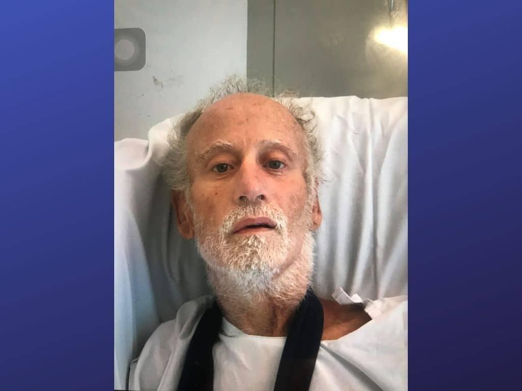 identify man hospital gungahlin