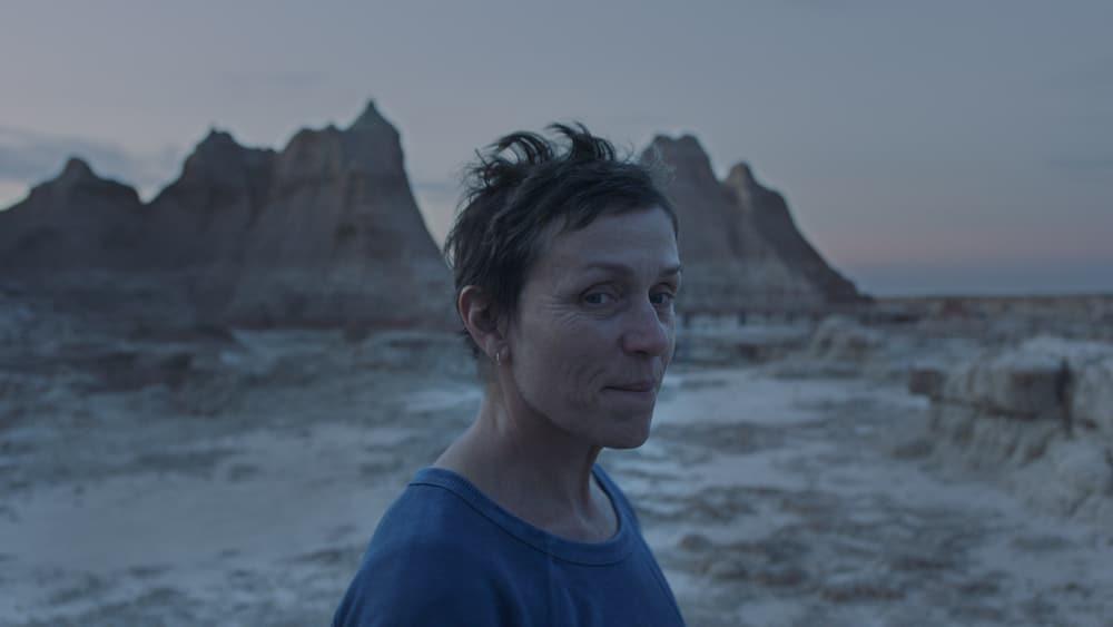 Oscars 2021 review nomadland
