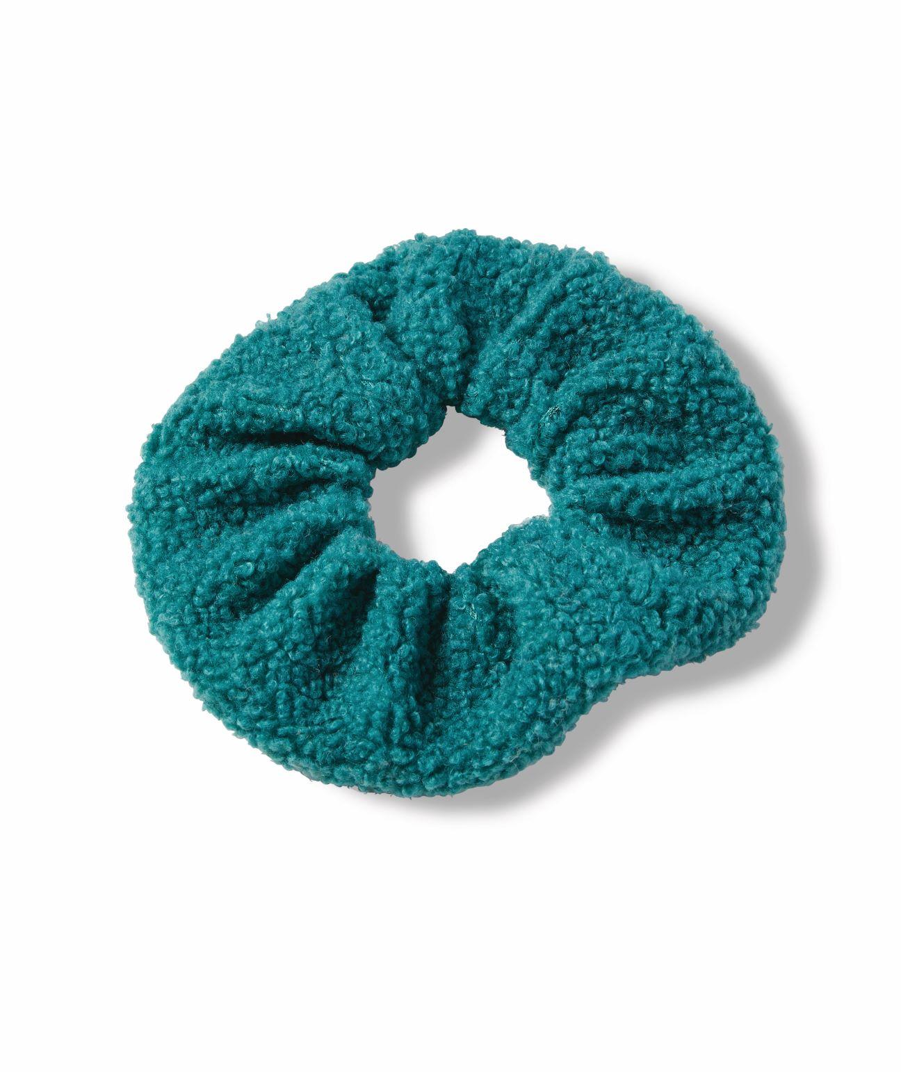 Teddy scrunchie