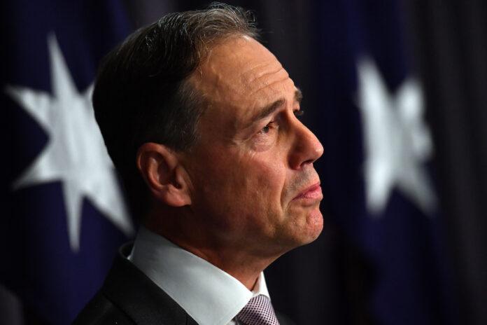 Australia India Travel Ban Greg Hunt