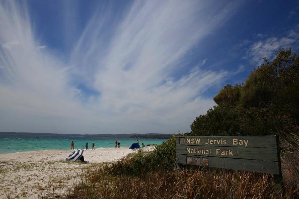 Jervis Bay NSW exposure location