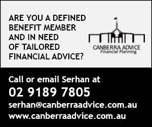 Canberra Advice
