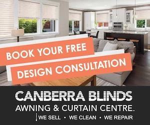 Canberra Blinds